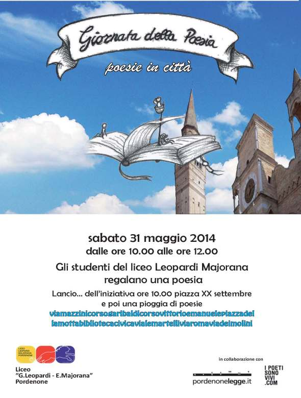 Giornata della poesia 2014 leomajor